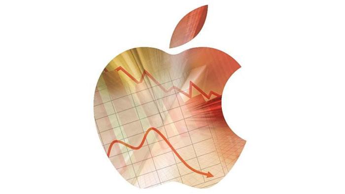 گزارش مالی سه ماهه نخست اپل و کاهش فروش آیفون برای اولین بار