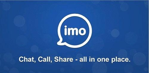 دانلود رایگان ایمو برای کامپیوتر Imo for pc 1.1.2